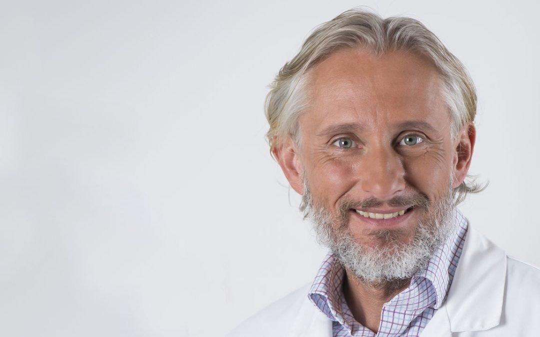 Neuer Facharzt für Orthopädie und orthopädische Chirurgie in der Mozartpraxis